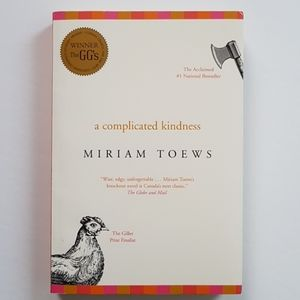 Book - A Complicated Kindness by Miriam Toews